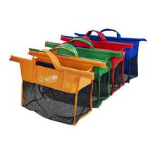 Hot sale grocery trolley bag reusable supermarket shopping cart bag