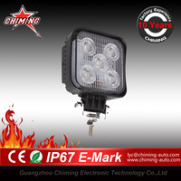 15W Spot Beam Led Working Light Bar IP67 DC10-30V Offroad Car SUV 4WD Fog Driving Working Lamp Off Road Worklight