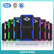 hotsale robot combo case with swivel for Samsung G580 wholesale