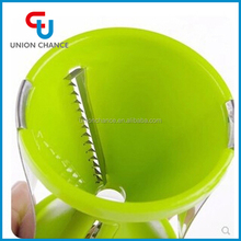 New products 2015 innovative kitchenware vegetable slicer as seen on tv
