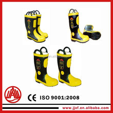 Fire Fighting Equipment Manufacturer/Safety Fire Resistant Boots