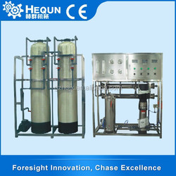 High Quality Water Treatment Equipment 1000L Rever Osmosis Pure Water System