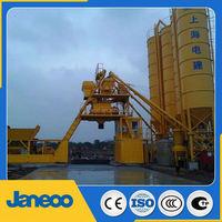 automatic wet mix concrete batching plant