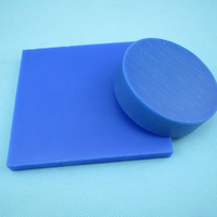 Cast MC nylon sheet with blue for Engineering plastic sheet