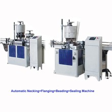Automatic Combination Tin Can Making Machine
