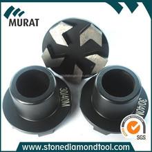 Arrow Concrete Metal Bond Floor Polishing tools with plug