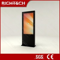 2015 Richtech best seller digital advertising screen IR touch panel for kiosk