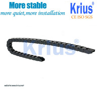 Drag Chain with opening guide 20mm pitch