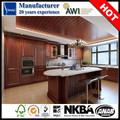 Ready Made armários de cozinha fabricados na china, Ak288, Madeira cerejeira americana