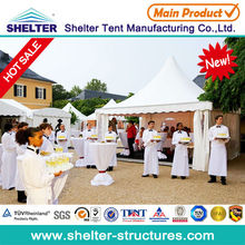 Pagoda /Gazebo/Cottage Tents for Small Party/Celebration/Outdoor Activities for Sale