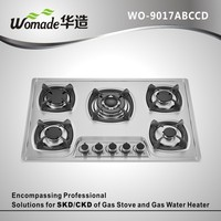 zhongshan hot sale gas cooking range gas cookers accessories