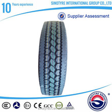 Trade Assurance China heavy duty truck tyre 295/75R22.5 suitable for minning