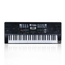 Millas 61 mls-986 llave de órgano electrónico