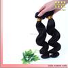 Black loose wave human hair braided bun raw indian hair wholesale