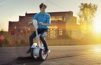 Airwheel Self balancing Electric Scooter with 520wh Lithium Battery