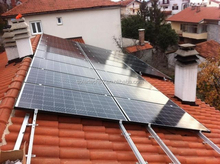 hot sale 2KW solar home system solar panel generator system solar modules system