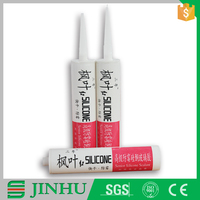 Colorful Customerized Package acetic 280ml silicone sealant