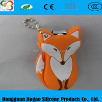 2015 Fancy Cartoon Animal Shape Nail Clippers, Silicone Nail Scissors