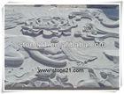 China estátua de mármore branco