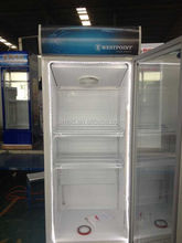 Commercial Swinging Glass Door Upright Display Refrigerator WORKS GREAT