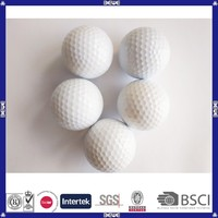 2014 china made custom blank golf balls