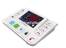 FDL-T3 3G/GSM wireless alarm system emergency ,Fashion hand free design, large keyboard;