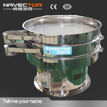 Industrial vibrating sifter
