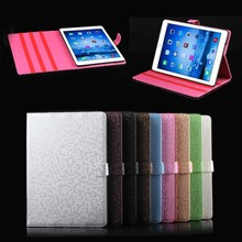 Diamond Pattern leather case for ipad air 2