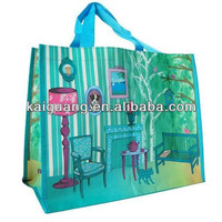 Recycle Foldable Shopping Grocery Tote Bag Storage Shopper