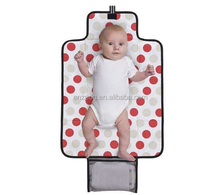 portable disposable kids sleepy diaper pad Sunshine baby changing mat