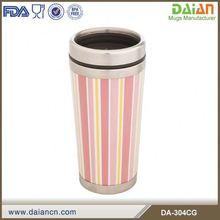 Design-Your-Own photo insert travel mug manufacturers