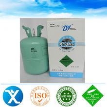 Refrigerant R134a for car air conditioner