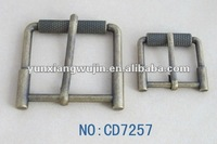 2012 classic anti brass roller pin buckle