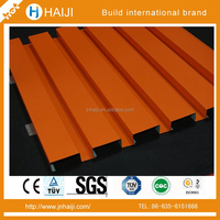 Fireproof Decorative caigang gusset steel plate sheet for advertisment billboards manufacture direct sailing