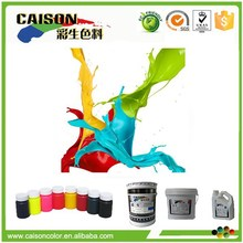 CD-3020 Eco Friendly pigment colorant for dyeing silk fabric with one bath