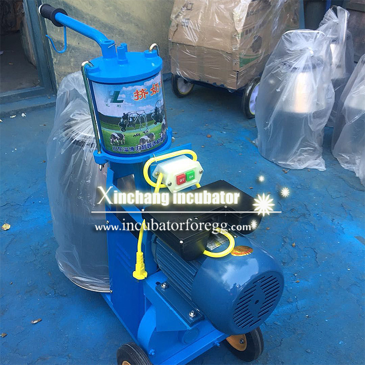 Piston milking machine (6)