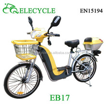 EB17China cargo electric bicycle low price