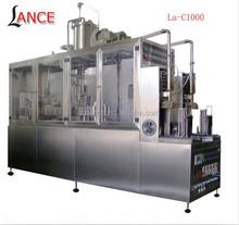 2015 hot sale La-C1000 fruit juice processing machine with video