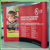 Popular advertising pop up wall displays,SC-KM-10