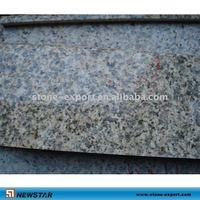 Yellow granite slabs for countertops