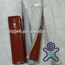 velcro silicone rubber sleeve