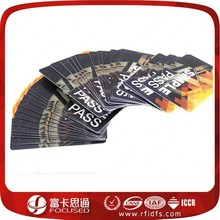 blank rfid contactless smart card sharing