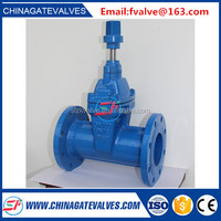 WCB carbon steel stem gate valve