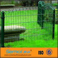 cheap decorative yard plastic small outdoor garden fence (factory)
