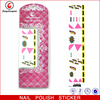 Nail accessories water transfer nail art wraps sticker