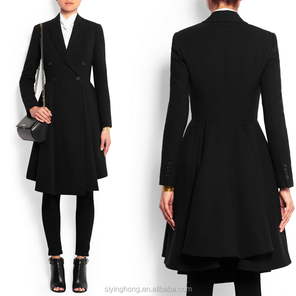 Amazing  New Look Inspired Coat DressTrashy Diva Dresses  Blue Velvet Vintage