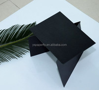 guangdong 2mm grade AA black side laminated grey paperboard