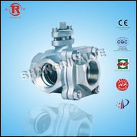 manual isolation ball valve