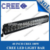 auto turning light bar cree 180w 40'' cree led work light bar for trucks, SUV,ATVs