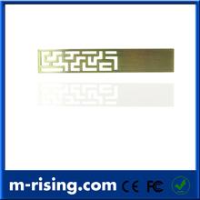 Private USB Drive, Gold metal bar USB Flash Drive